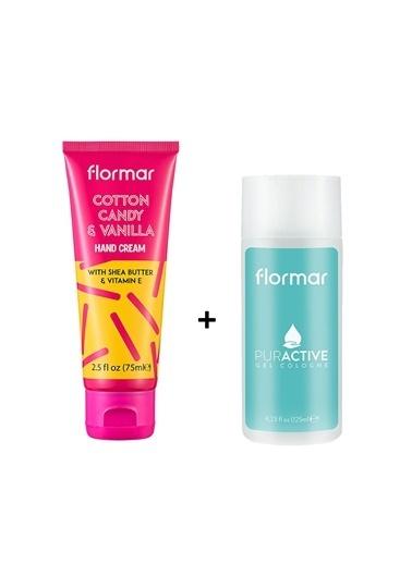 Flormar Bakım Kiti  Renksiz
